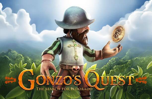 Come giocare a Gonzo's Quest