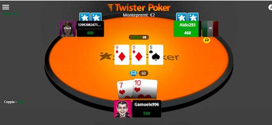 Grazie a questa nuova versione del Client Poker potrai:
