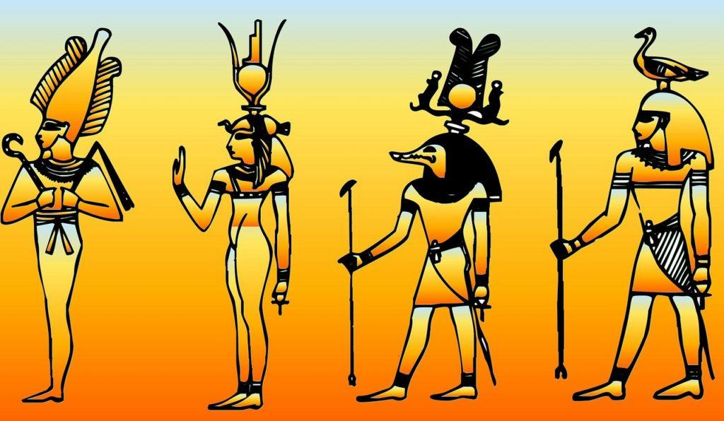 Slot Book of Ra a tema Egitto